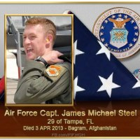 A Toast... to Capt. James Steel