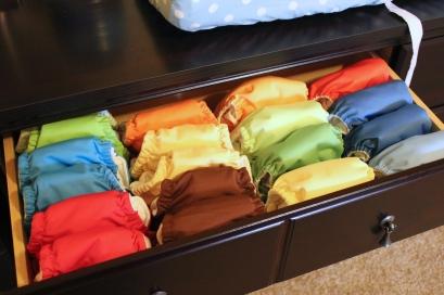 Left drawer