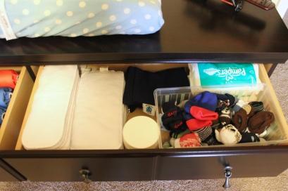 Right drawer